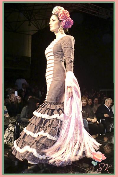 Claudia Alfaro para Patricia Bazarot en SIMOF 2014