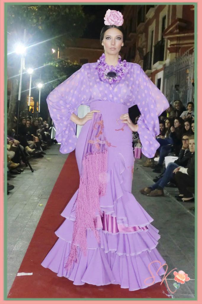 Amor al Arte de Ángeles Verano en la Sevilla Fashion Center