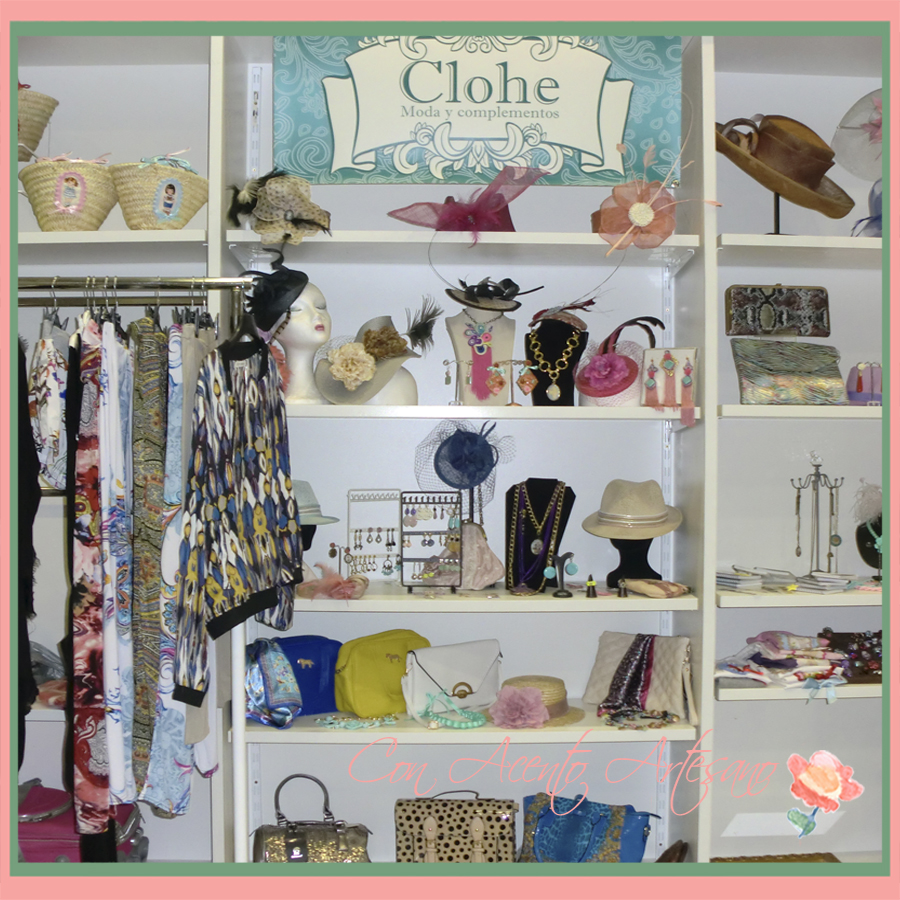 Clohe en Showroom Fashion Cadiz de Arte