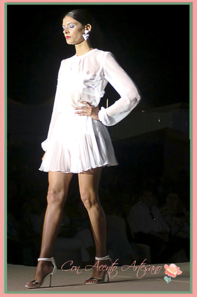 Maria Avila en Pura Moda