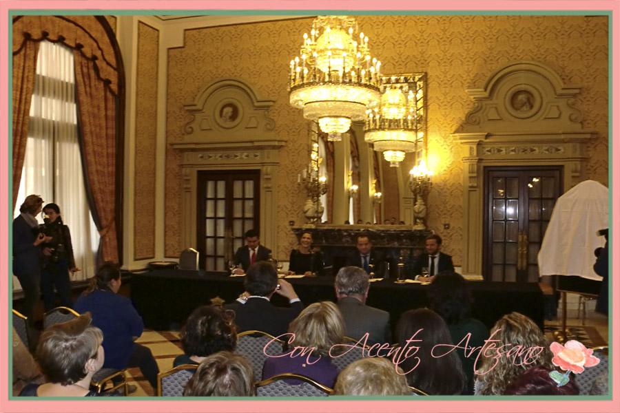 Presentacion Cartel We Love Flamenco en el Alfonso XIII en Sevilla