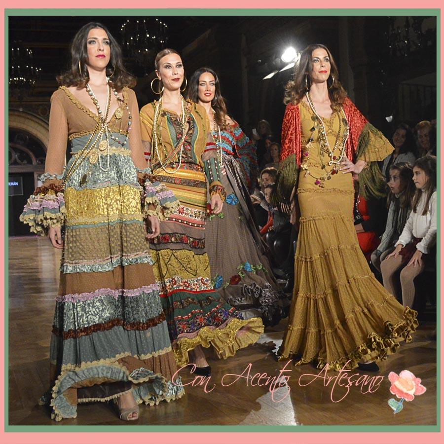 Coleccion pret-a-porter de Raquel Teran en We Love Flamenco 2015