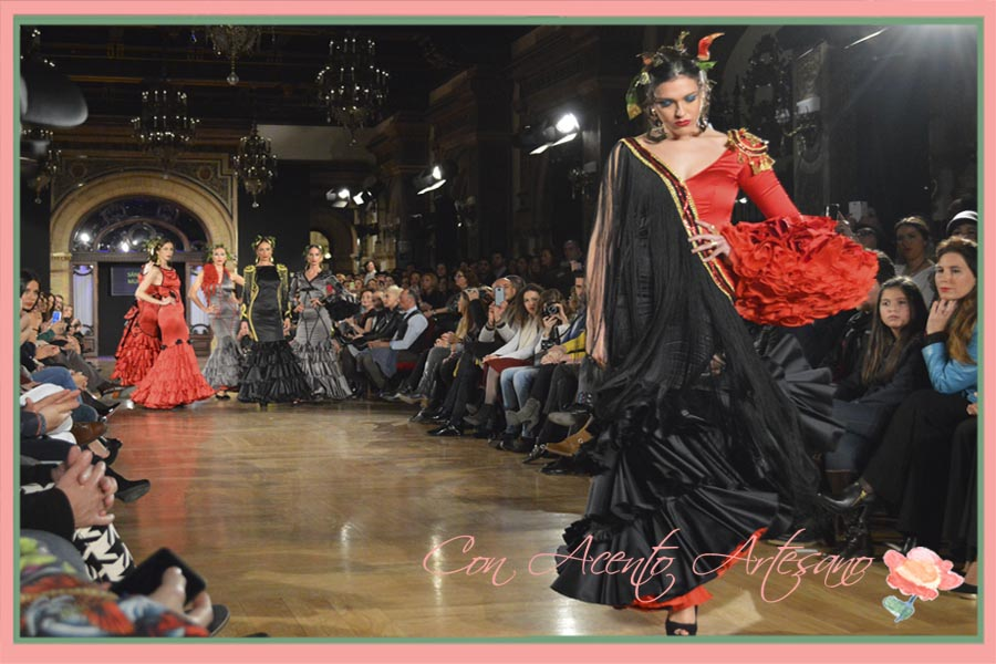 Coleccion Kalliste de Sanchez Murube en We Love Flamenco 2015