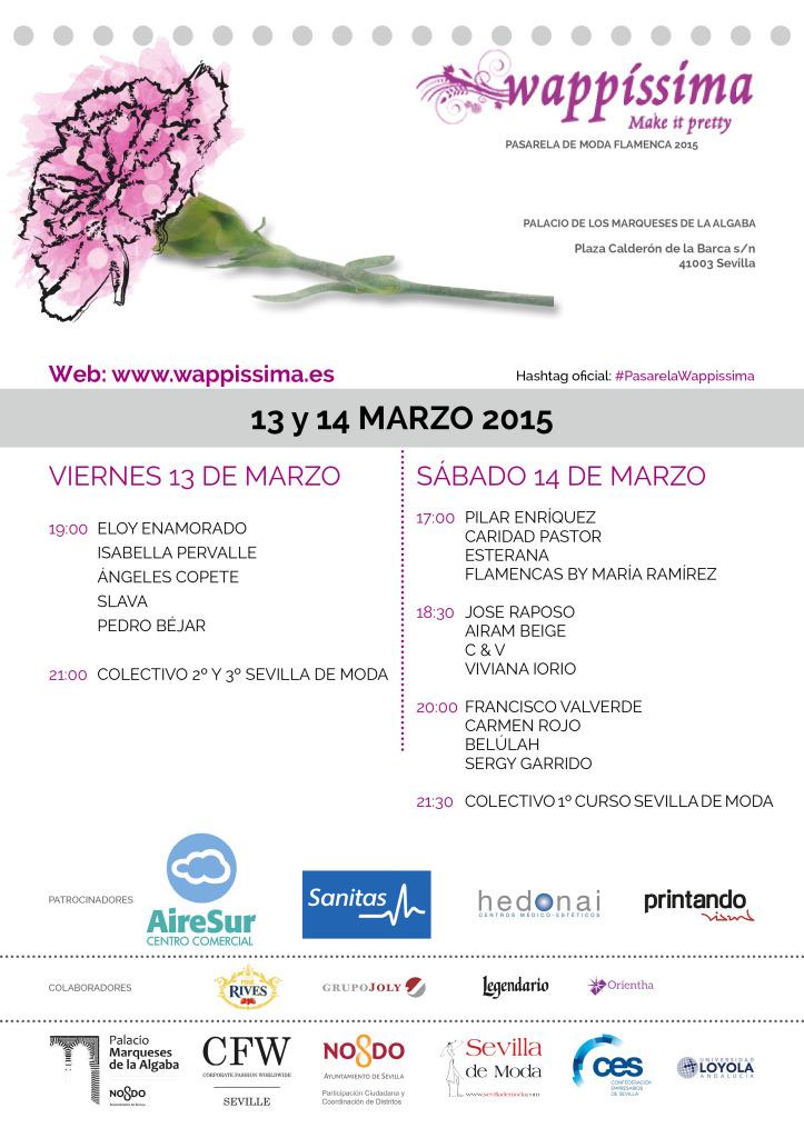 Programa Pasarela Wappissima 2015