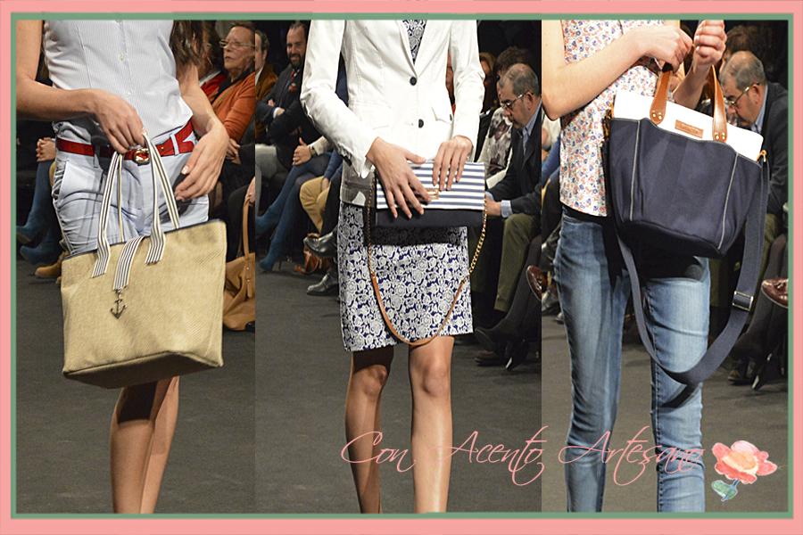 Coleccion de bolsos de Spagnolo Moda primavera verano 2015