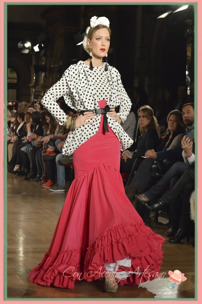 Esther Bel de Juan Boleco en We Love Flamenco 2015