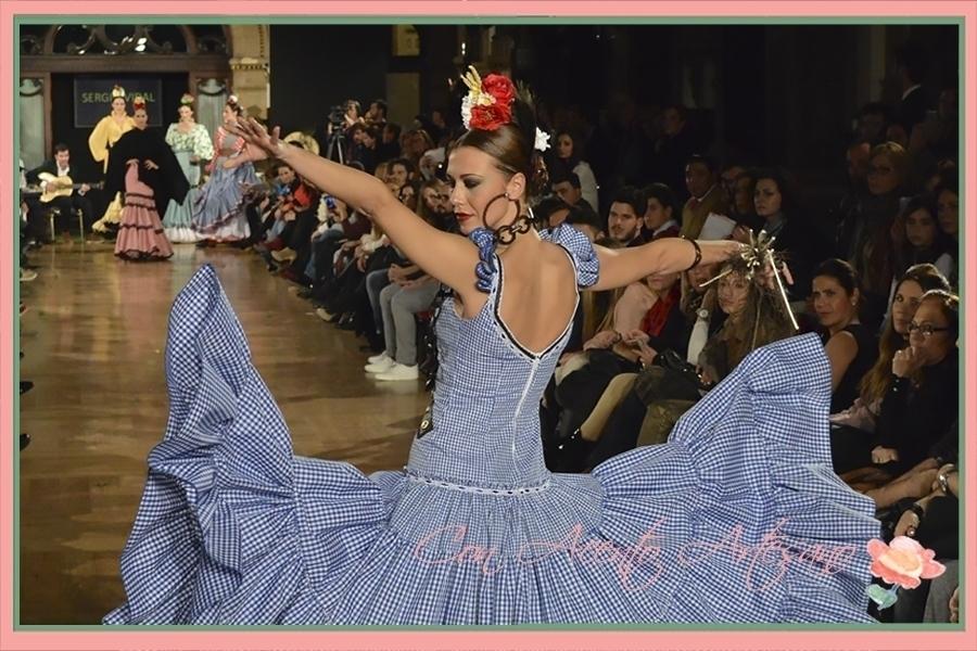 Coleccion Volver de Sergio Vidal en We Love Flamenco 2015