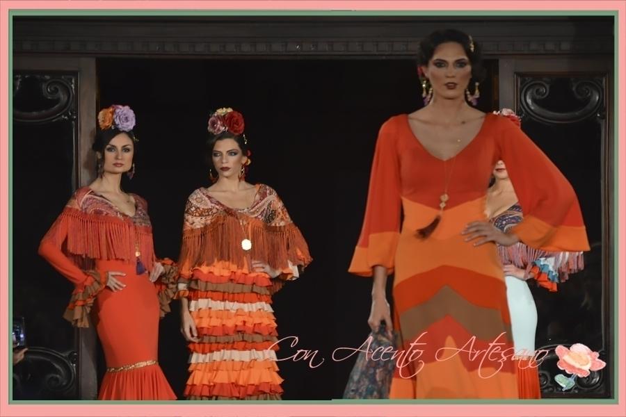 Anaranjados y mandarinas para flamencas Pol Nuñez