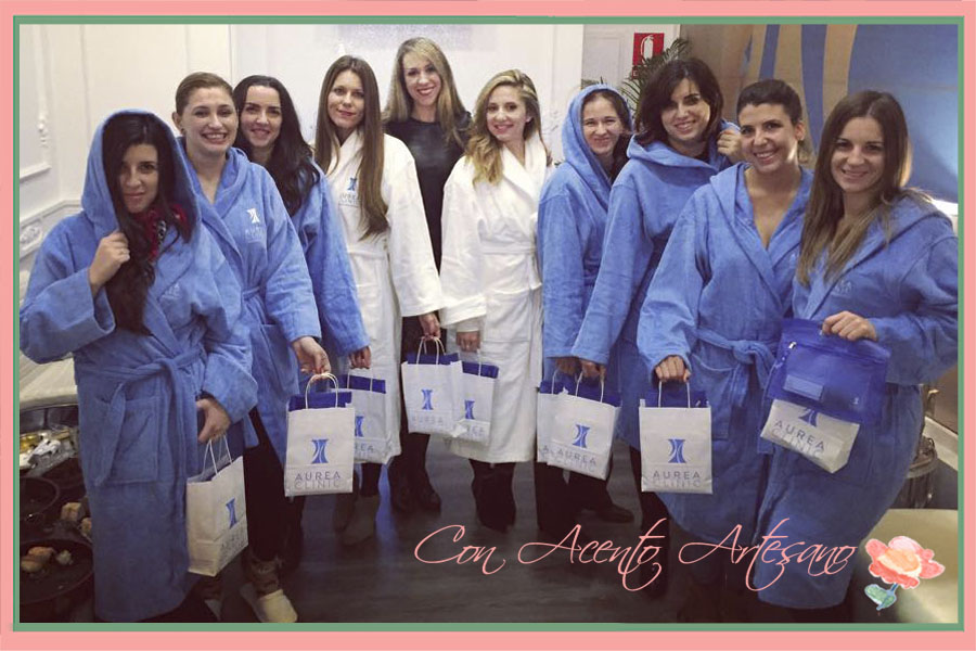 Beauty Party en Aurea Clinic