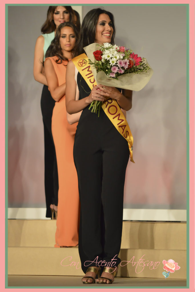 Celia Castillo Miss Look y Miss Aromas en Miss World Sevilla 2016