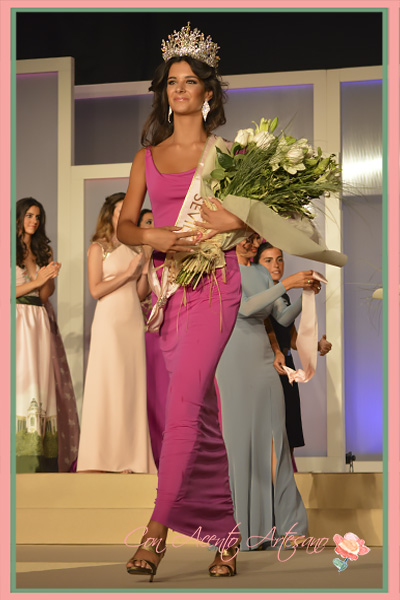 Candela Garrido Miss World Sevilla 2016