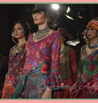 Flamencas hippie chic, estampadas y aguerridas en We Love Flamenco 2016