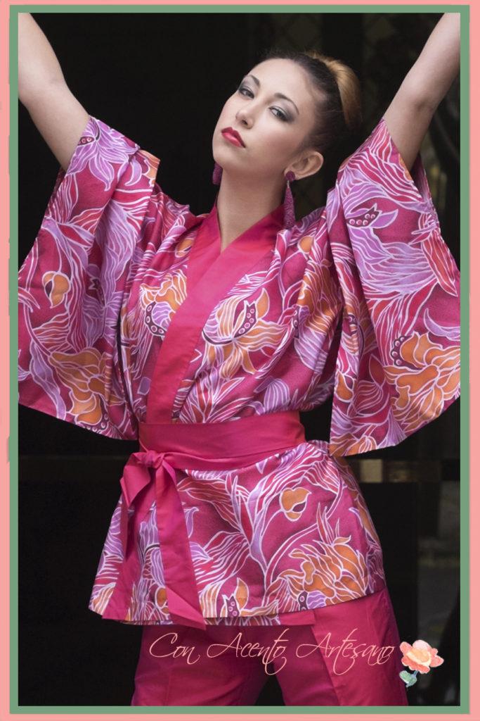Kimono de María José Segura