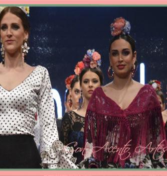Cinta Coronel en Huelva Flamenca 2018