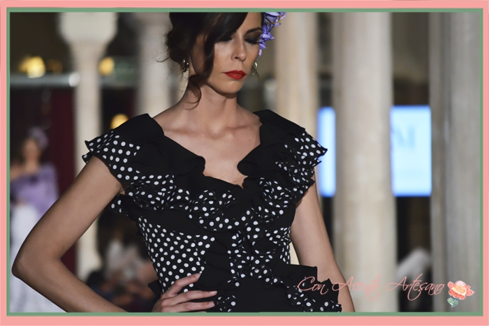 fdecf2202 Colección  Eterno  de Manuela Martínez en Viva by We Love Flamenco 2018