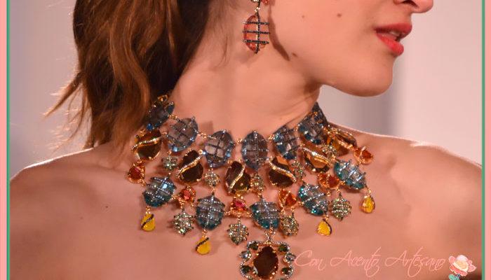 Olivina, Aguamarina y Rubíes para joyas grandes