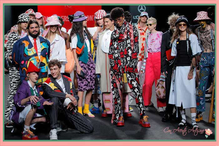 Outsiders Division, premio Mercedes-Benz Fashion Talent